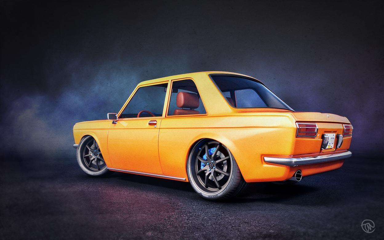 Datsun 510 Wallpapers 1248x780