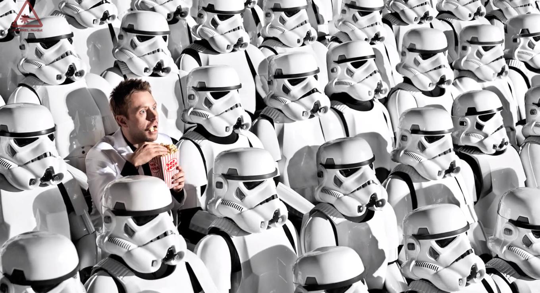 download Star Wars Wallpaper Episode VII image 501st Legion 1360x738