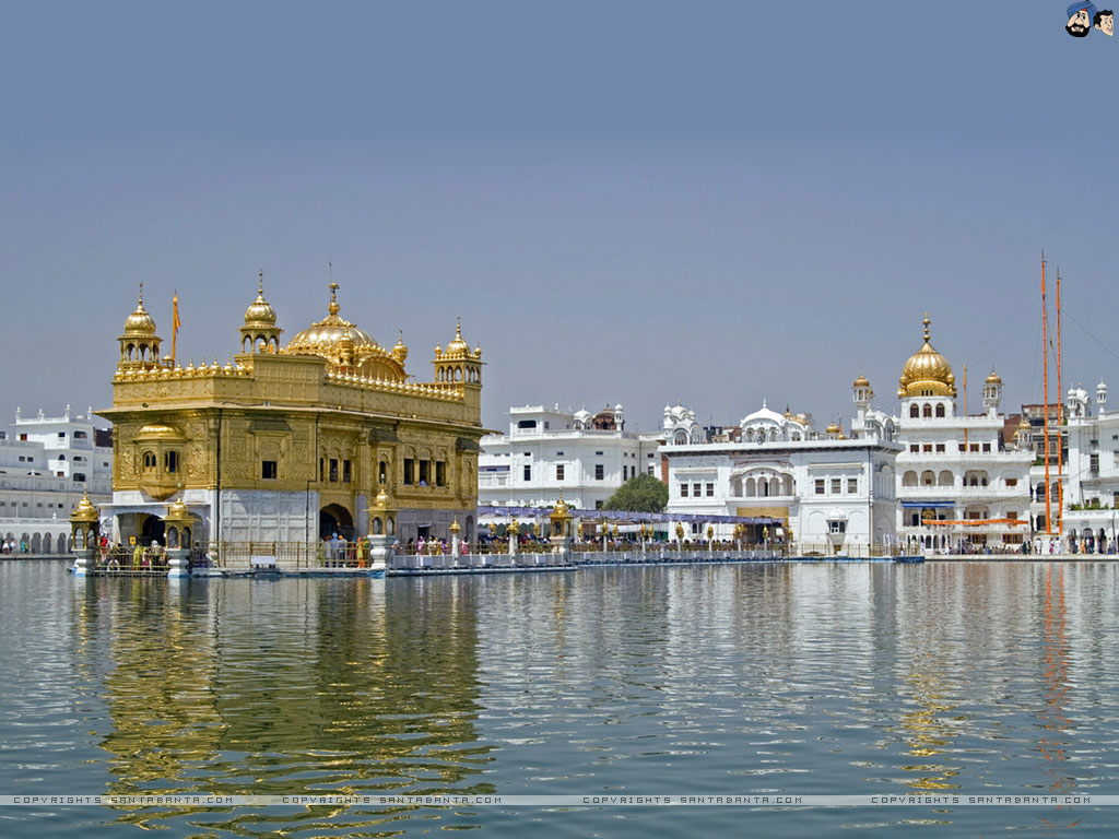 Golden Temple Hd Wallpaper Wallpapersafari