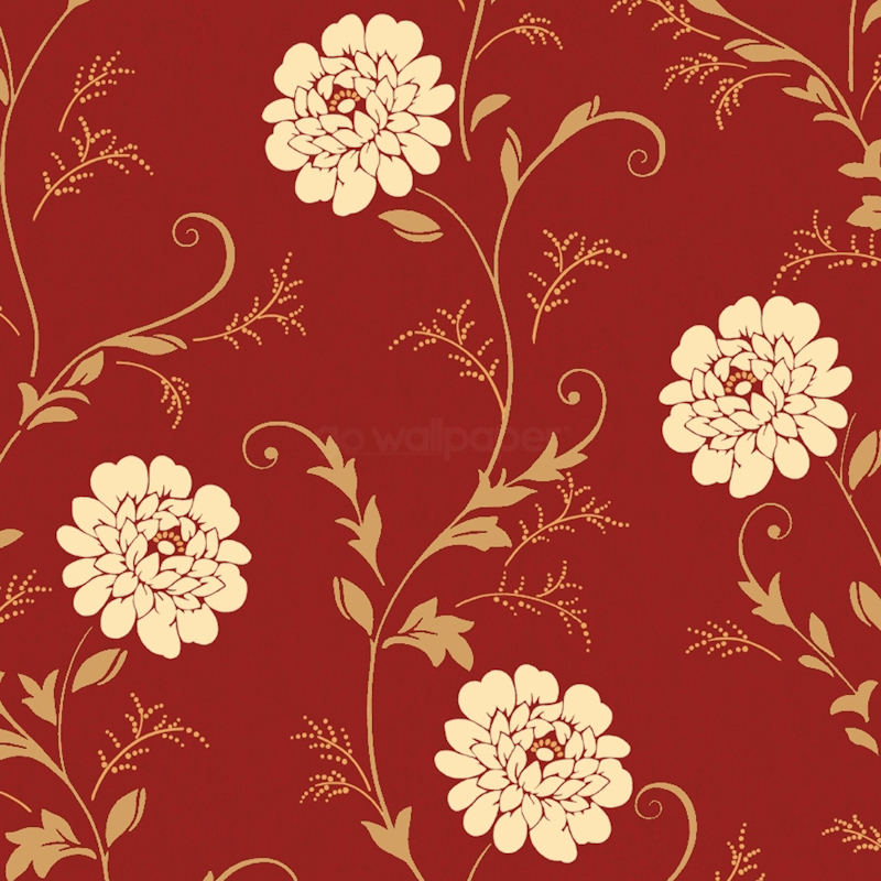 50 Red And Cream Wallpaper On Wallpapersafari