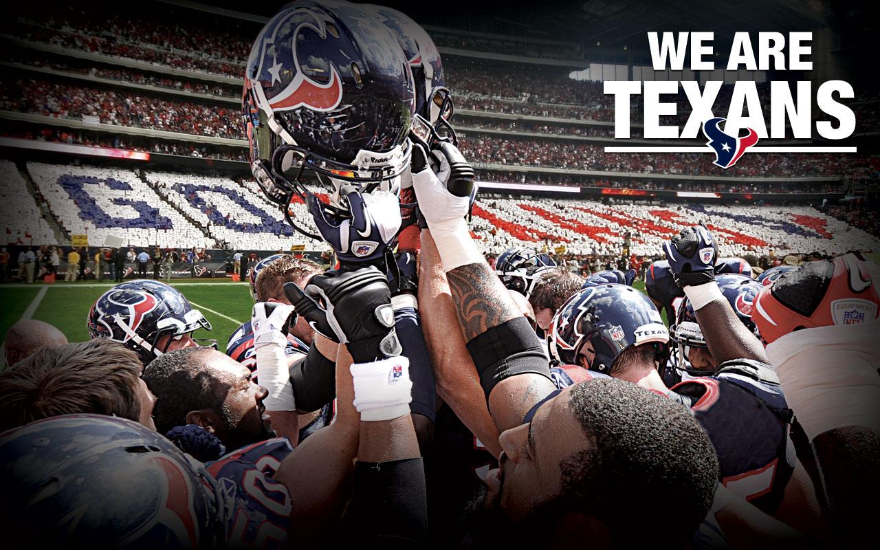 Houston Texans 2012 Wallpaper 1280x800
