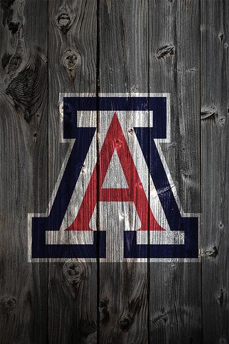 Arizona Wildcats Wood iPhone 4 Background Flickr   Photo Sharing 333x500
