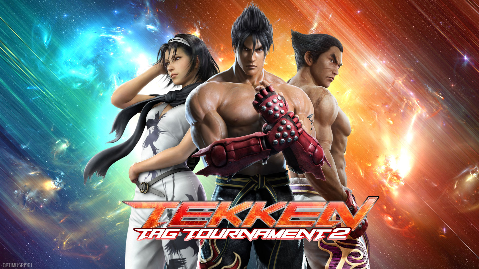 Tekken Tag Tournament 2 1920x1080 Wallpaper GamersWallpapers com 1920x1080