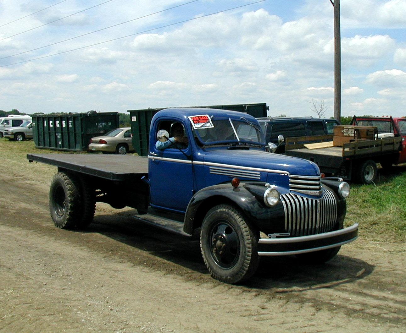 Old Chevy Truck Wallpaper - WallpaperSafari