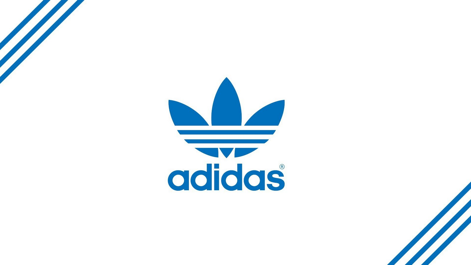 To Download Adidas Logo wallpaper click on full size and then right 1600x900