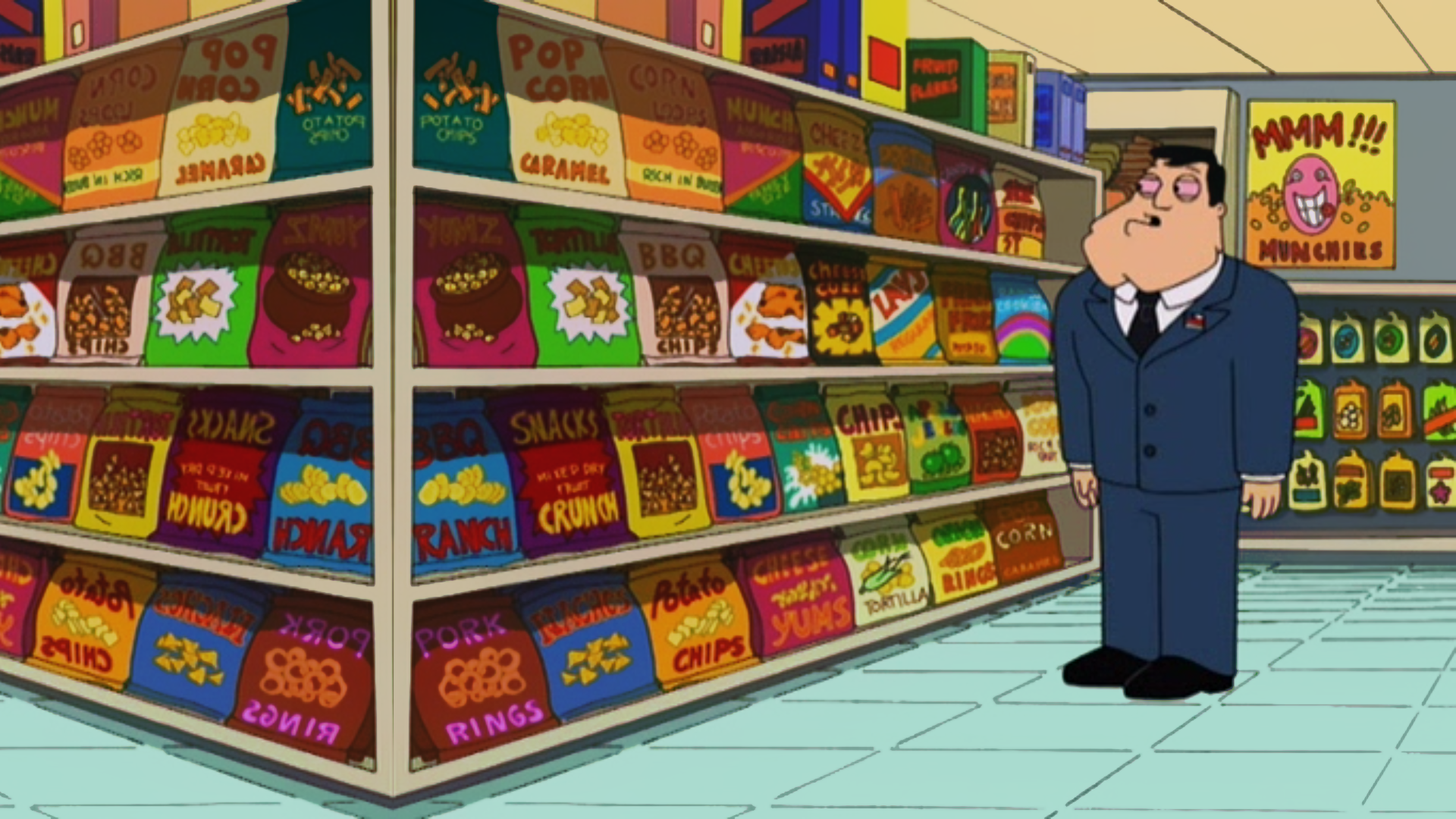 Chips Tv Show Wallpaper Tv show   american dad 1920x1080