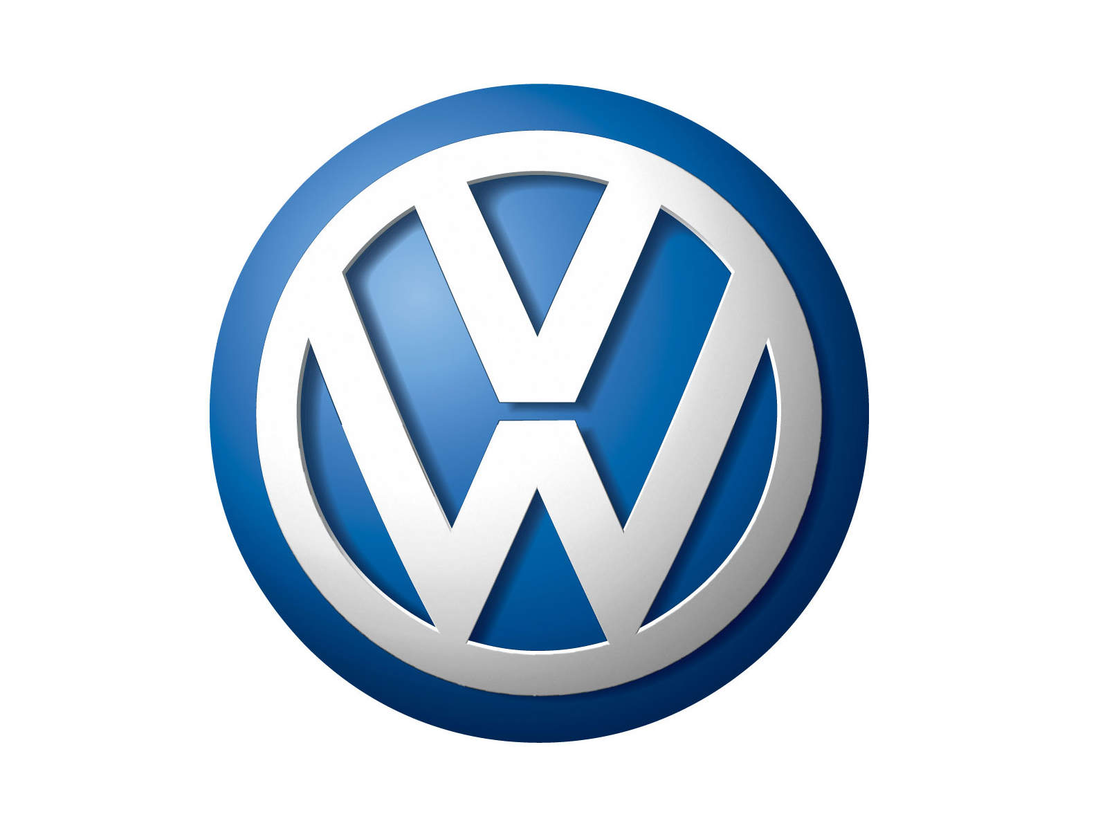 HD Wallpapers Volkswagen Logo Wallpaper 1600x1200