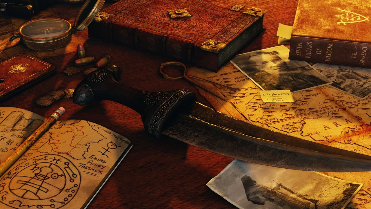Uncharted 3 Drakes Deception Wallpapers in HD 1280x720