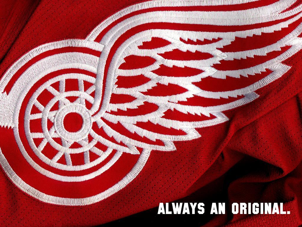 Detroit Red Wings Hockeytown Wallpaper Steve yzerman ice desktop 1024x768