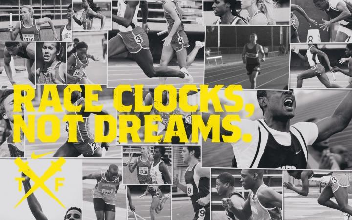 Nike Track and Field Wallpaper - WallpaperSafari