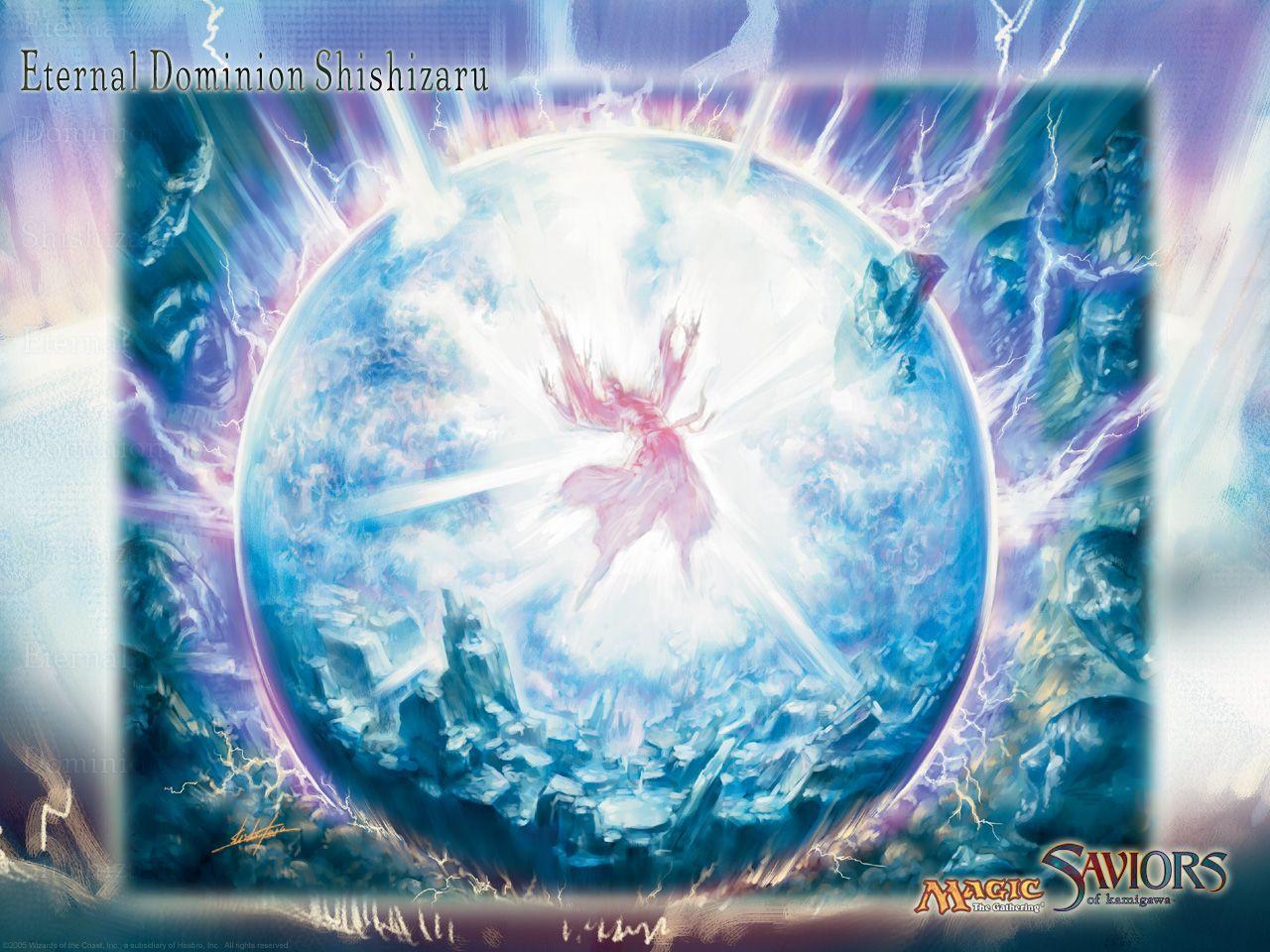 Eternal Domination   Magic the Gathering   Saviors of Kamigawa 1280x960