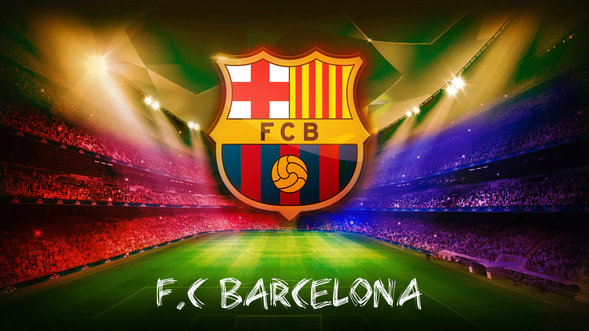 FC Barcelona HD Wallpaper HD Latest Wallpapers 1920x1080