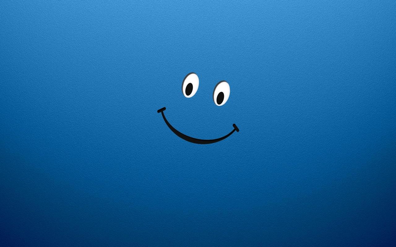 1280x800 Smile   desktop PC and Mac wallpaper 1280x800
