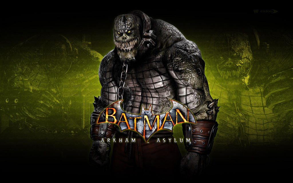 Batman Arkham Asylum HQ HQ Wallpapers 1024x640