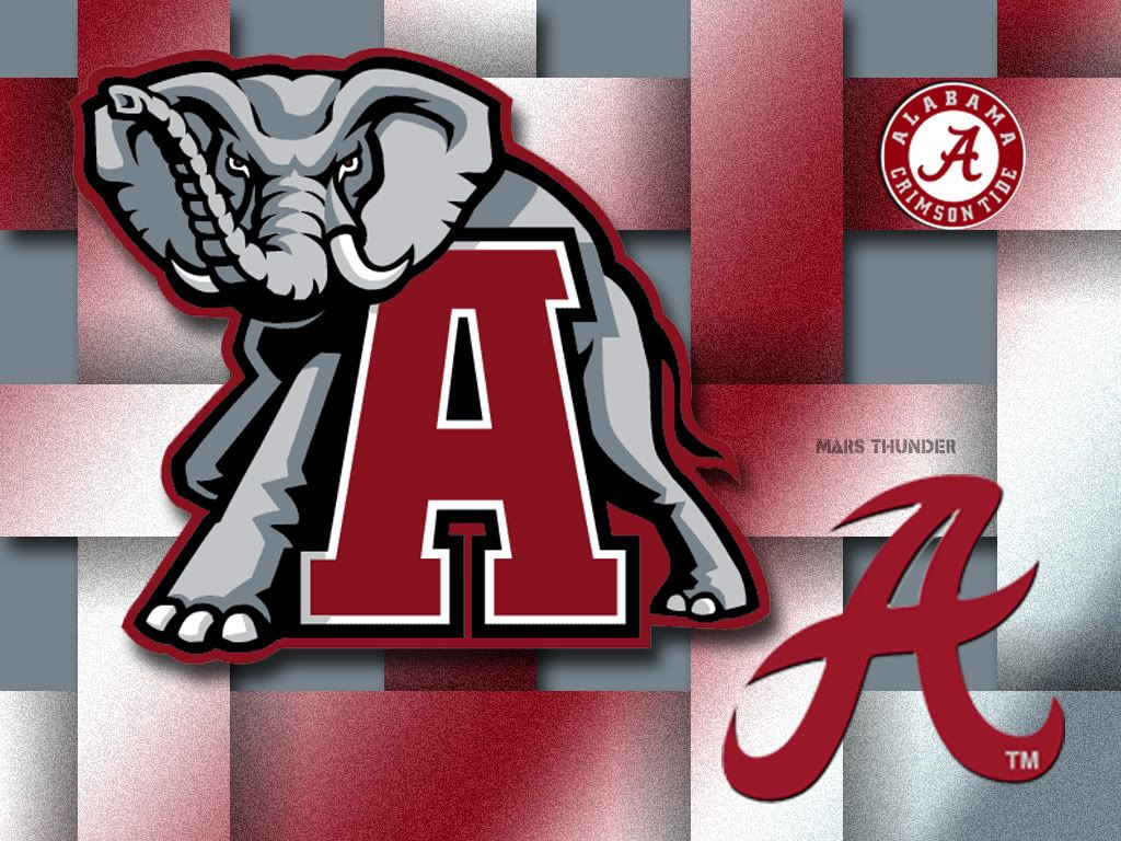 Crimson Tide Wallpapers 1024x768