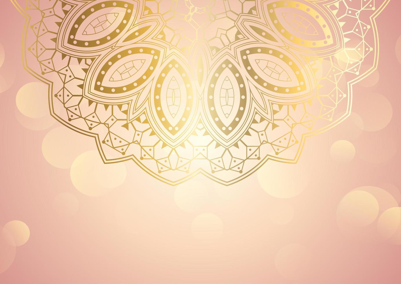 Elegant mandala background 1263655   Download Vectors 1384x980