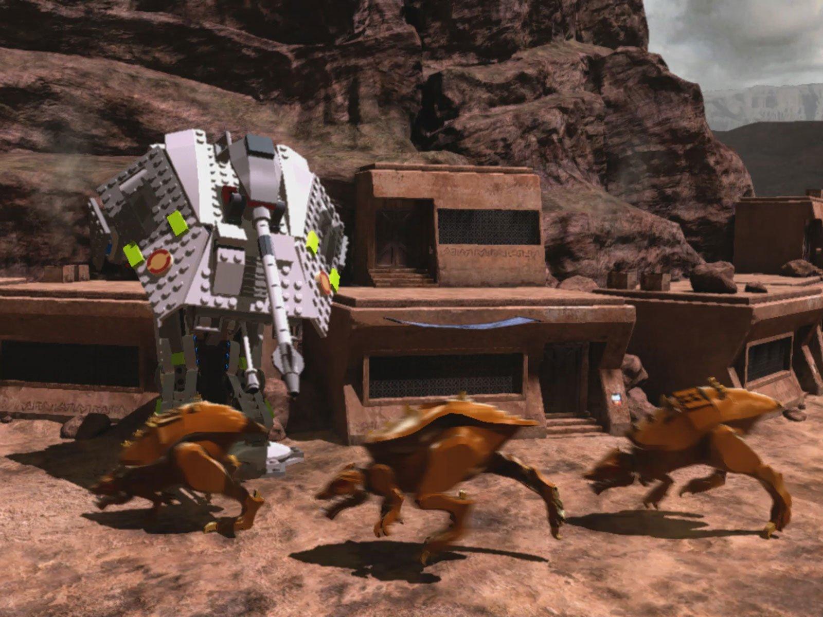 Watch Clip Lego Star Wars Clone Wars Walkthrough Prime Video 1600x1200
