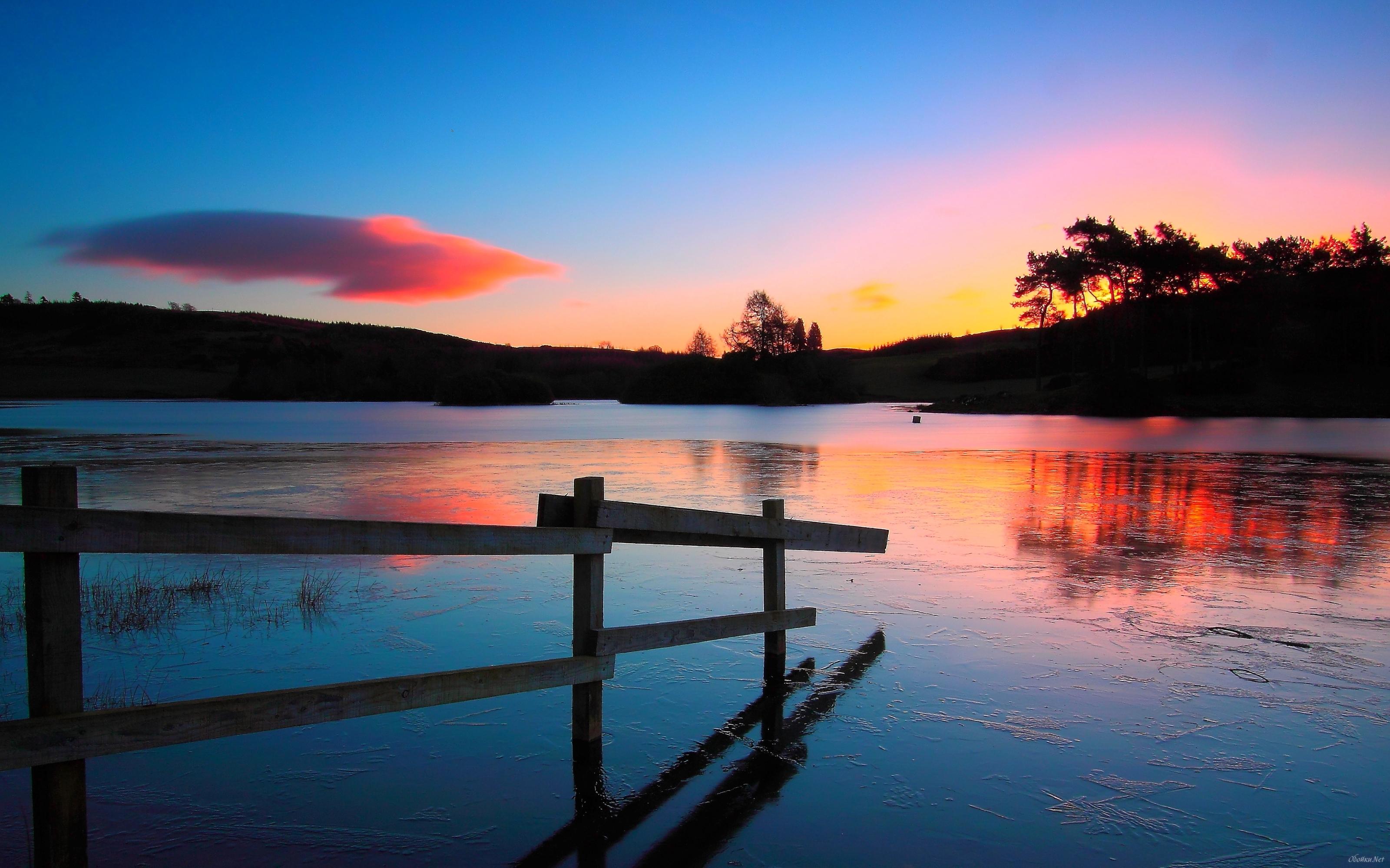 Beautiful evening sunset HD Desktop Wallpaper HD Desktop Wallpaper 3200x2000