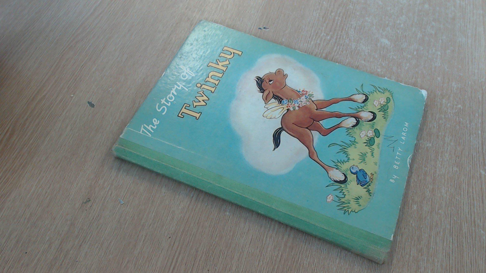 The Story of Twinky Betty Larom Amazoncom Books 1920x1080