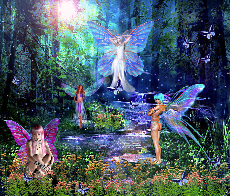 9b169486d1205 Get Fairy Land by PridesCrossing [900x765] for your Desktop, Mobile ...