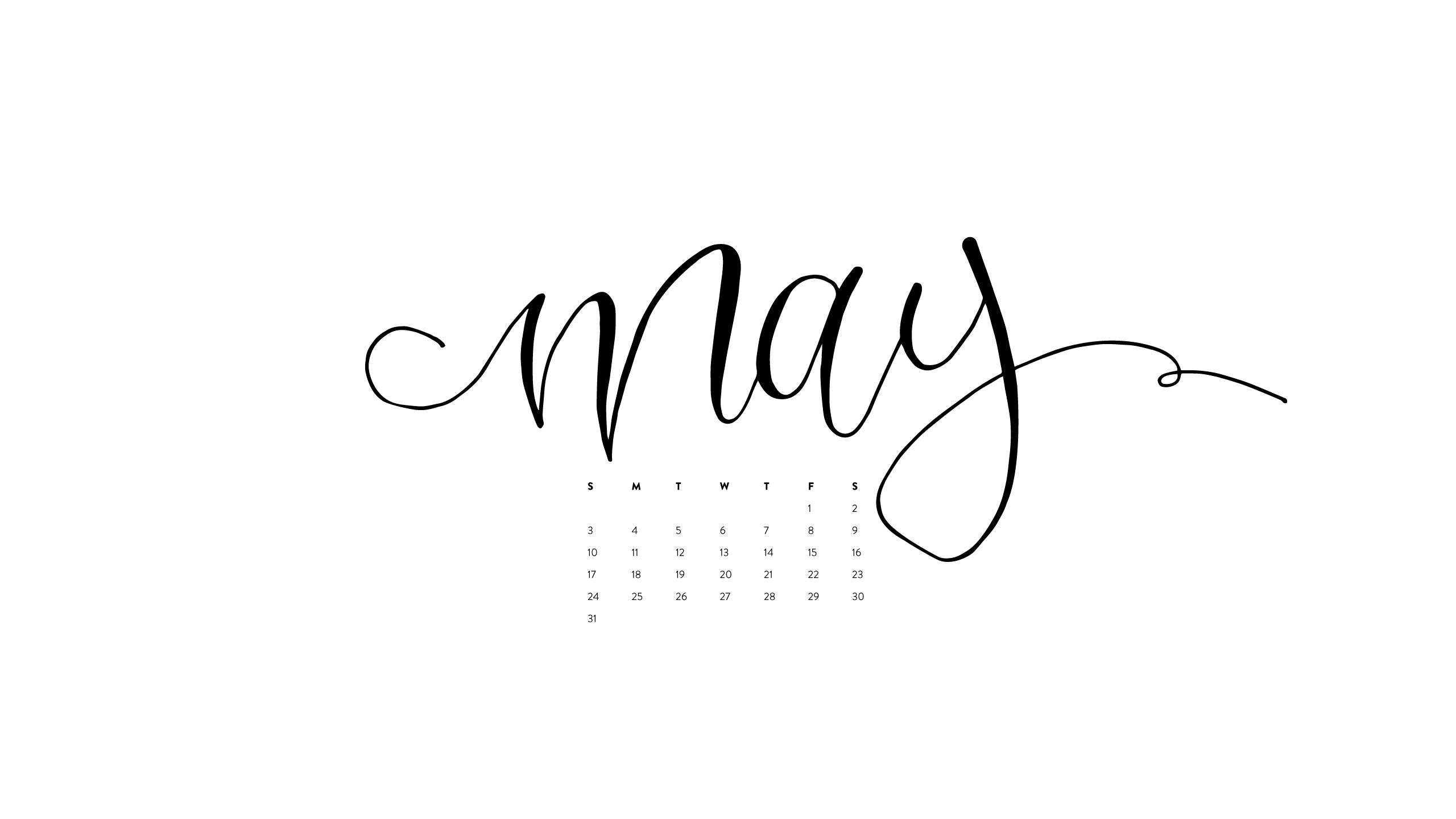 May Desktop Phone Wallpapers Ashlee Proffitt 2560x1440
