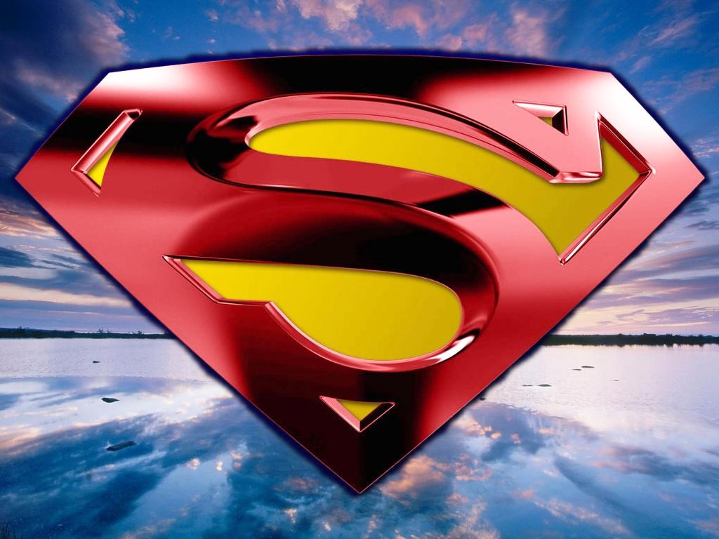 wallpaper cool wallpaper Superman 1024x768