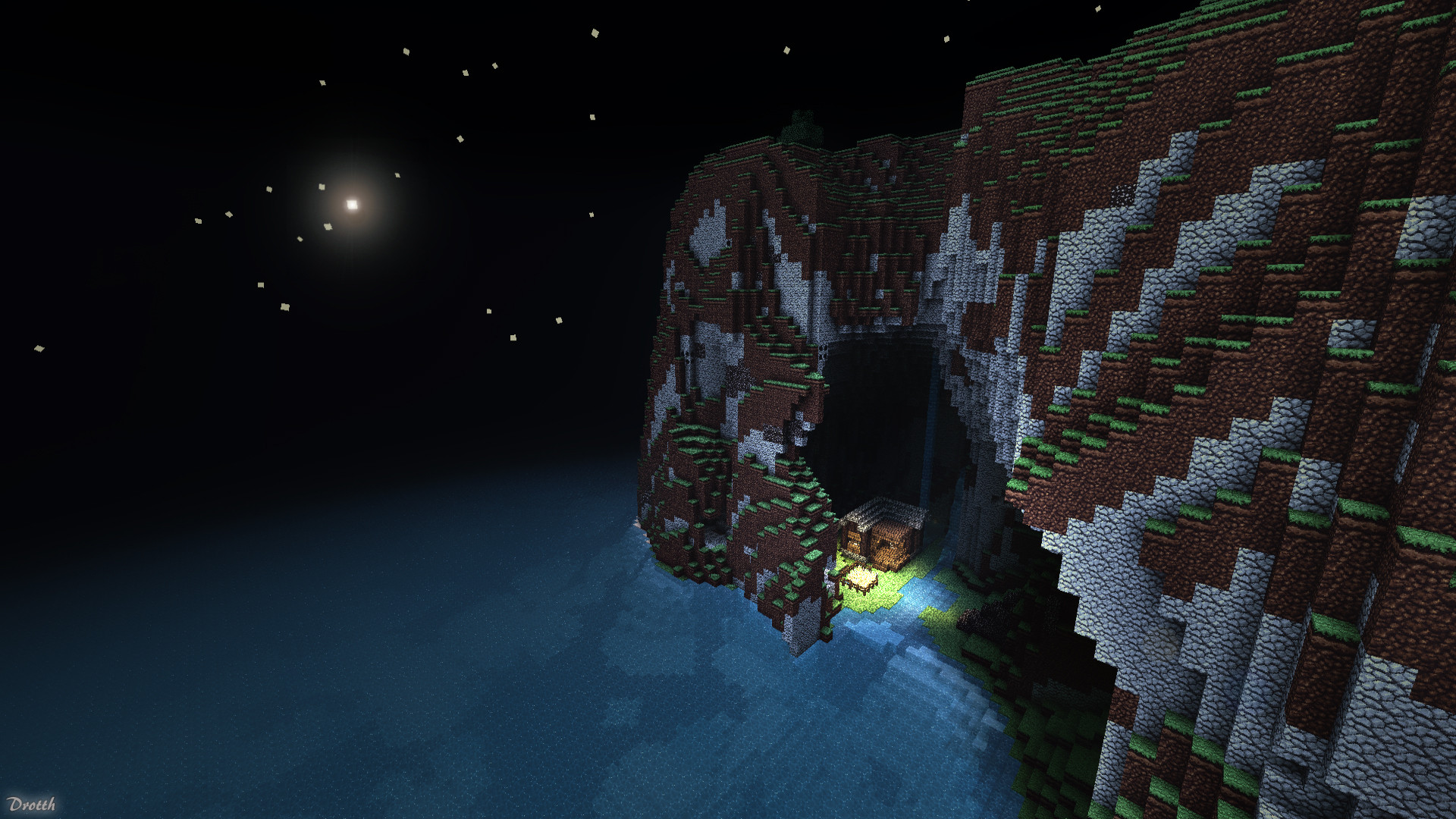 download Epic Minecraft Background Viewing Gallery [1920x1080 1920x1080
