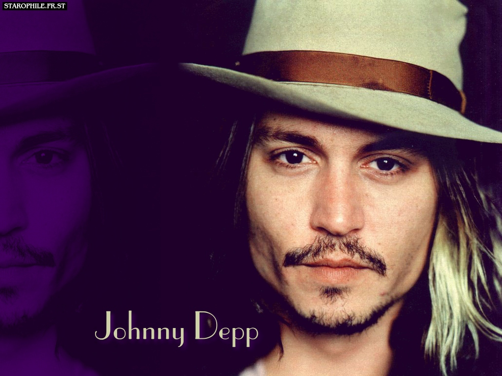 Wallpaper Backgrounds Johnny Depp   HD Celebrity Wallpapers 1024x768