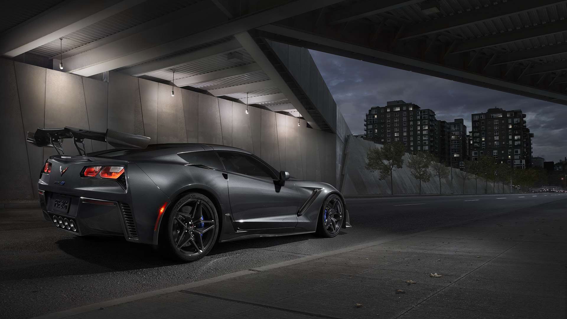 2019 Chevrolet Corvette ZR1 Wallpapers HD Images   WSupercars 1920x1080