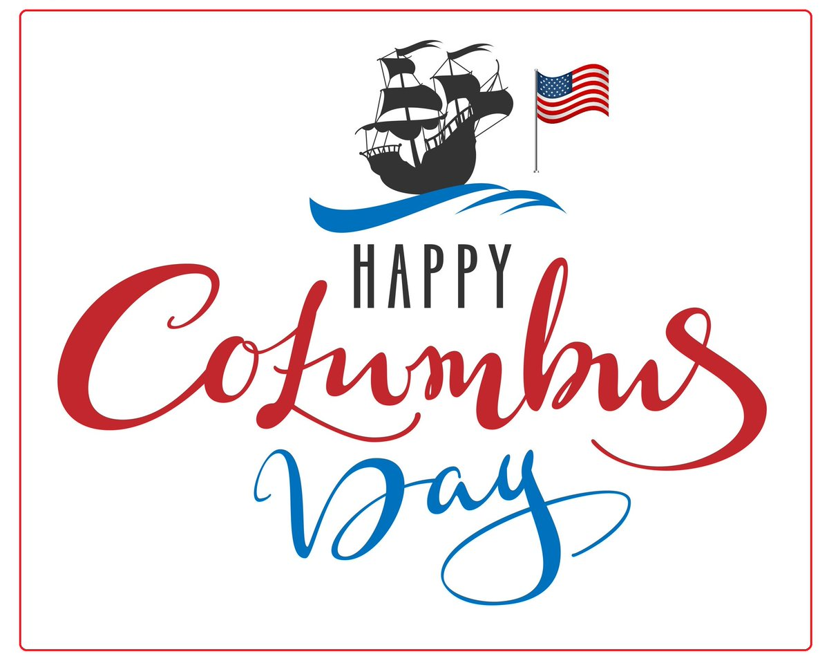 Columbus Day 2019   Columbus day is celebrated annually in the 1200x959