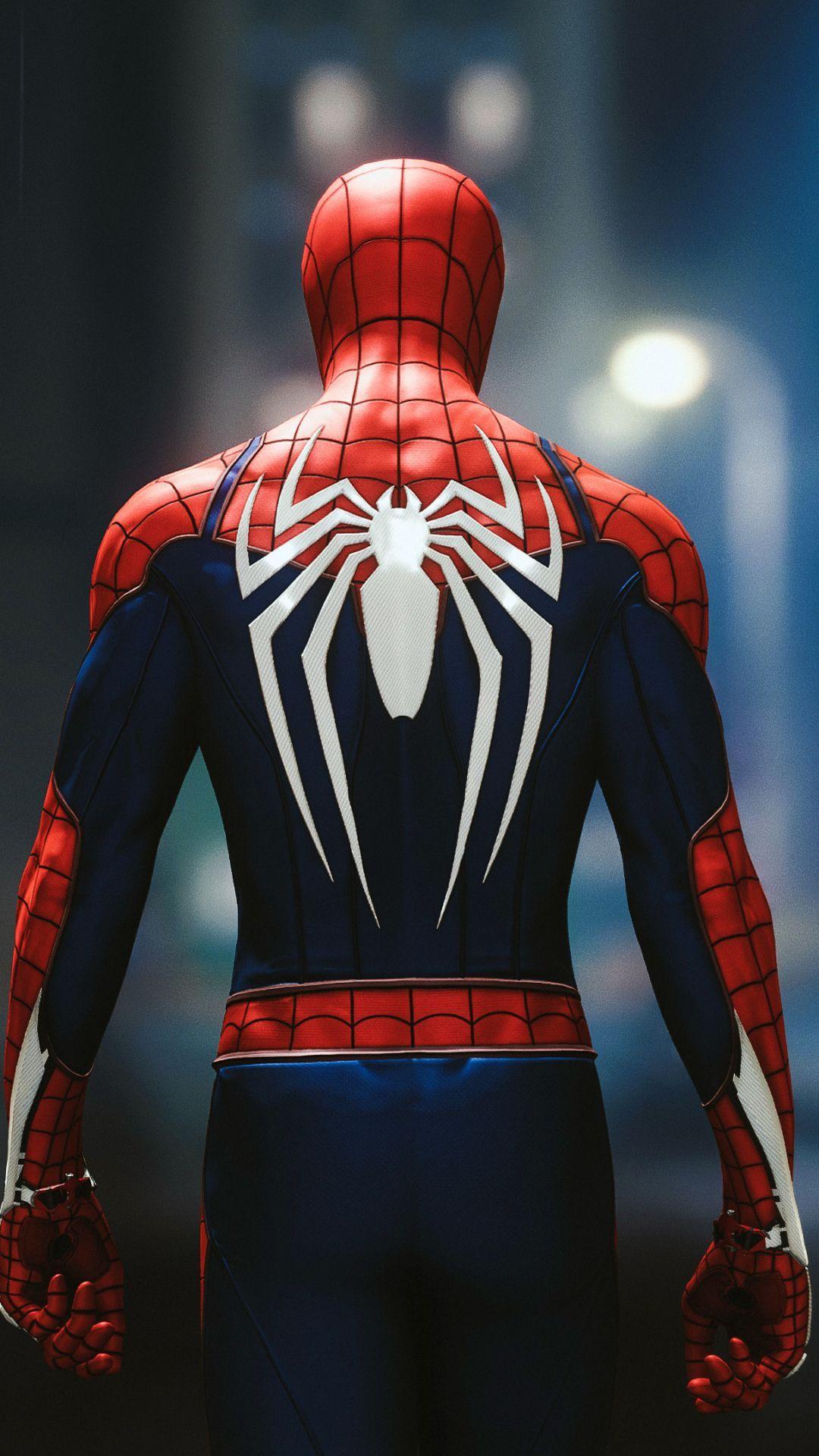 Spider Man Spider man Homecoming Avengers Infinity war Avengers 1080x1920