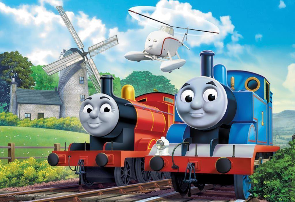 92+] Thomas The Train Wallpapers on WallpaperSafari