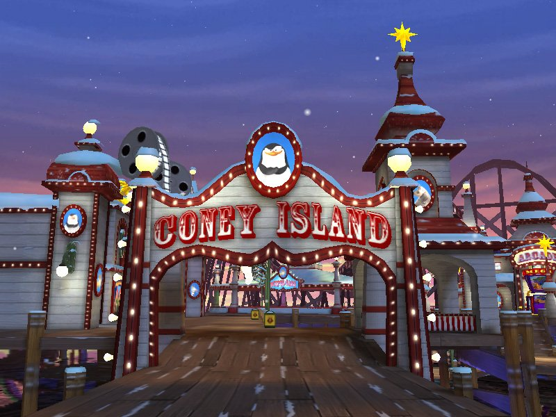 Coney Island is a residential neighborhood peninsula and beach on the 800x600