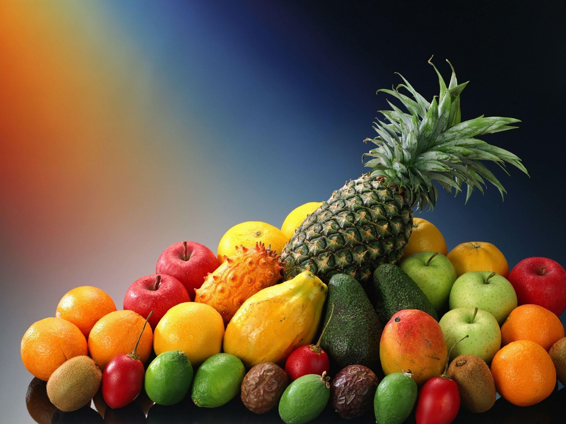 All the fruits wallpaper - Fruits Wallpapers For Desktop Hd Wallpaper