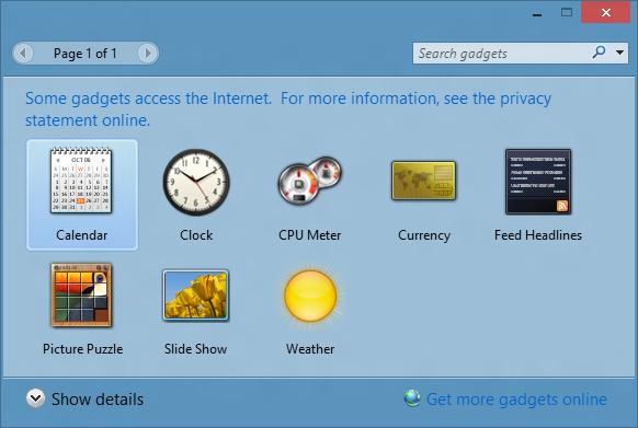 Download Windows Desktop Gadgets Installer For Free Zip