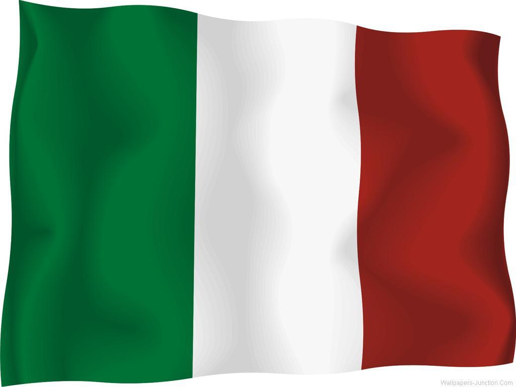 Italian Flag: Italian Flag Wallpaper
