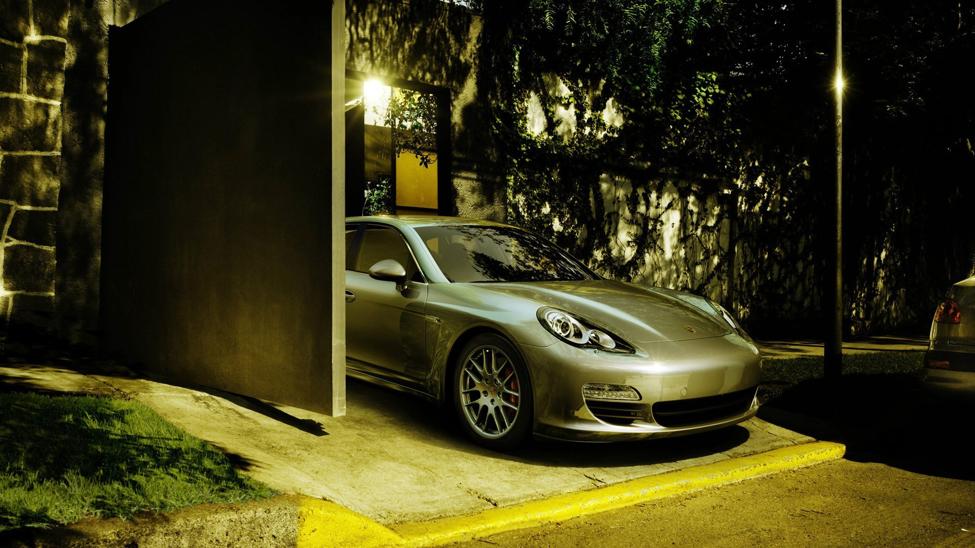 Porsche Panamera HD Wallpaper   HD 1920x1080