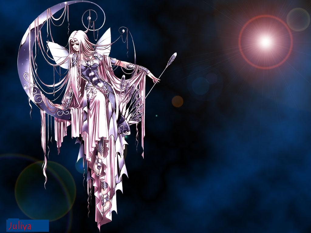 anime gothic angel wallpaper wallpapersafari