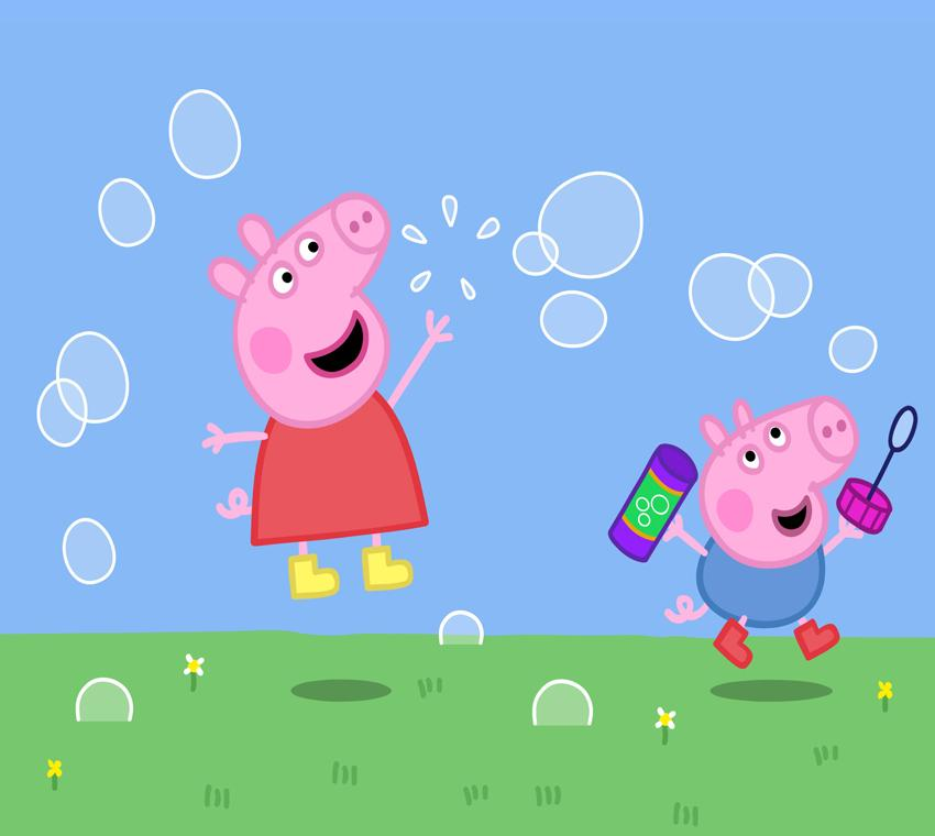 Wallpapers Peppa Pig 23 screenshot 0 850x760
