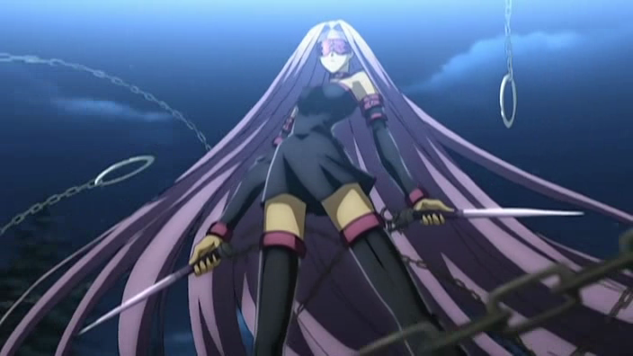 Anime Galleries dot Net   Riderfsn rider0055 Pics Images Screencaps 704x396