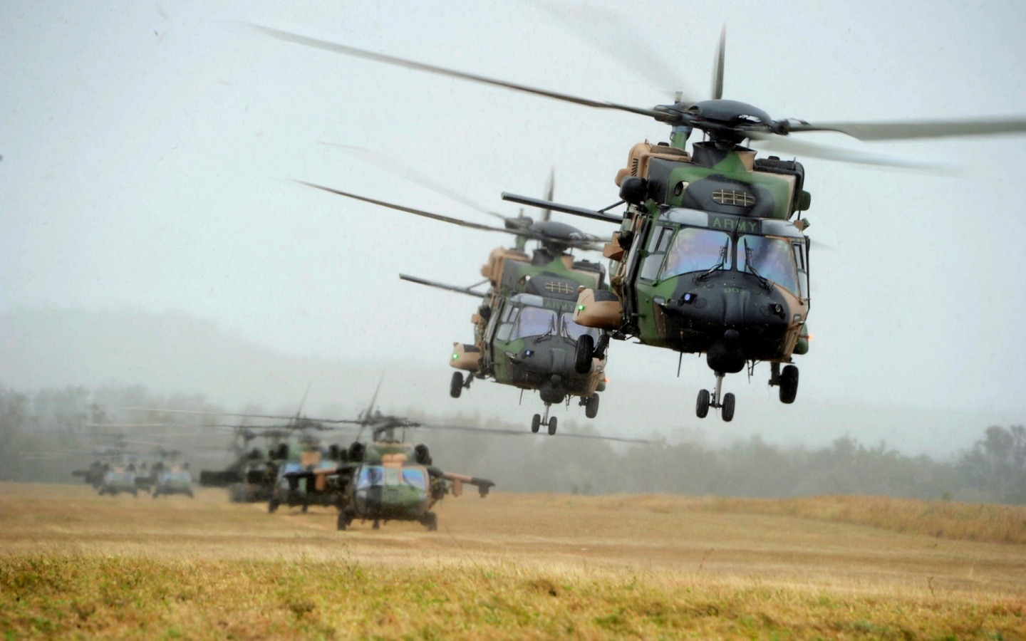 Australian Army Helicopters Wallpapers   1440x900   291518 1440x900