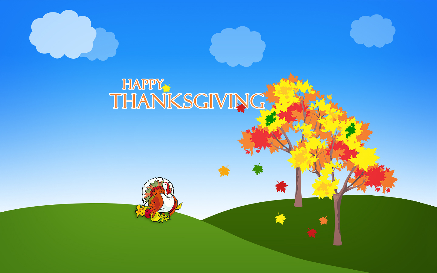 Thanksgiving Desktop Wallpapers   Funny Thanksgiving Pictures 1440x900