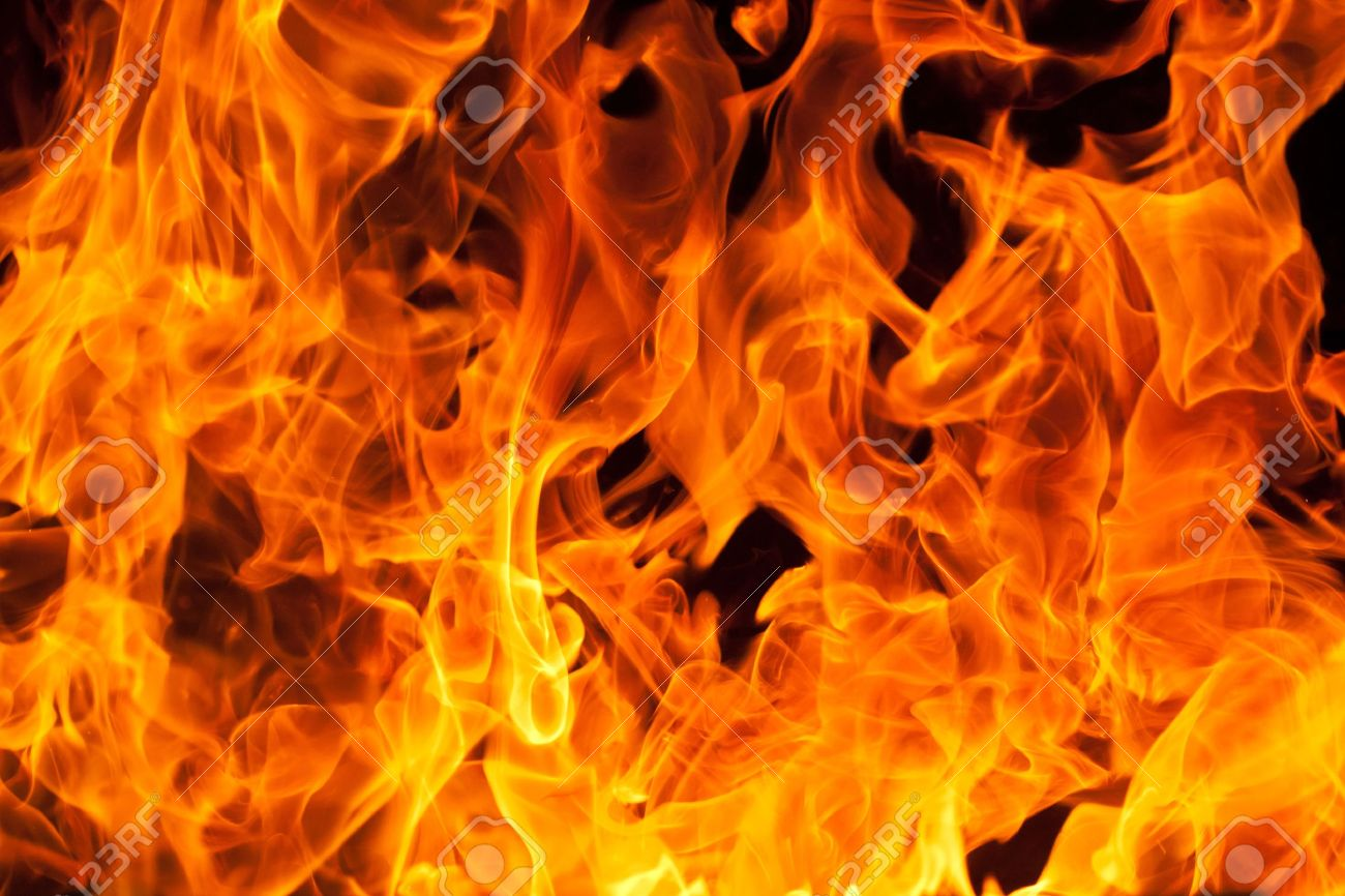 Fire Background Stock Photo Picture And Royalty Image Image 1300x866
