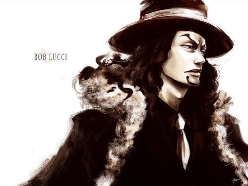 Rob Lucci One Piece Pinterest 500x376