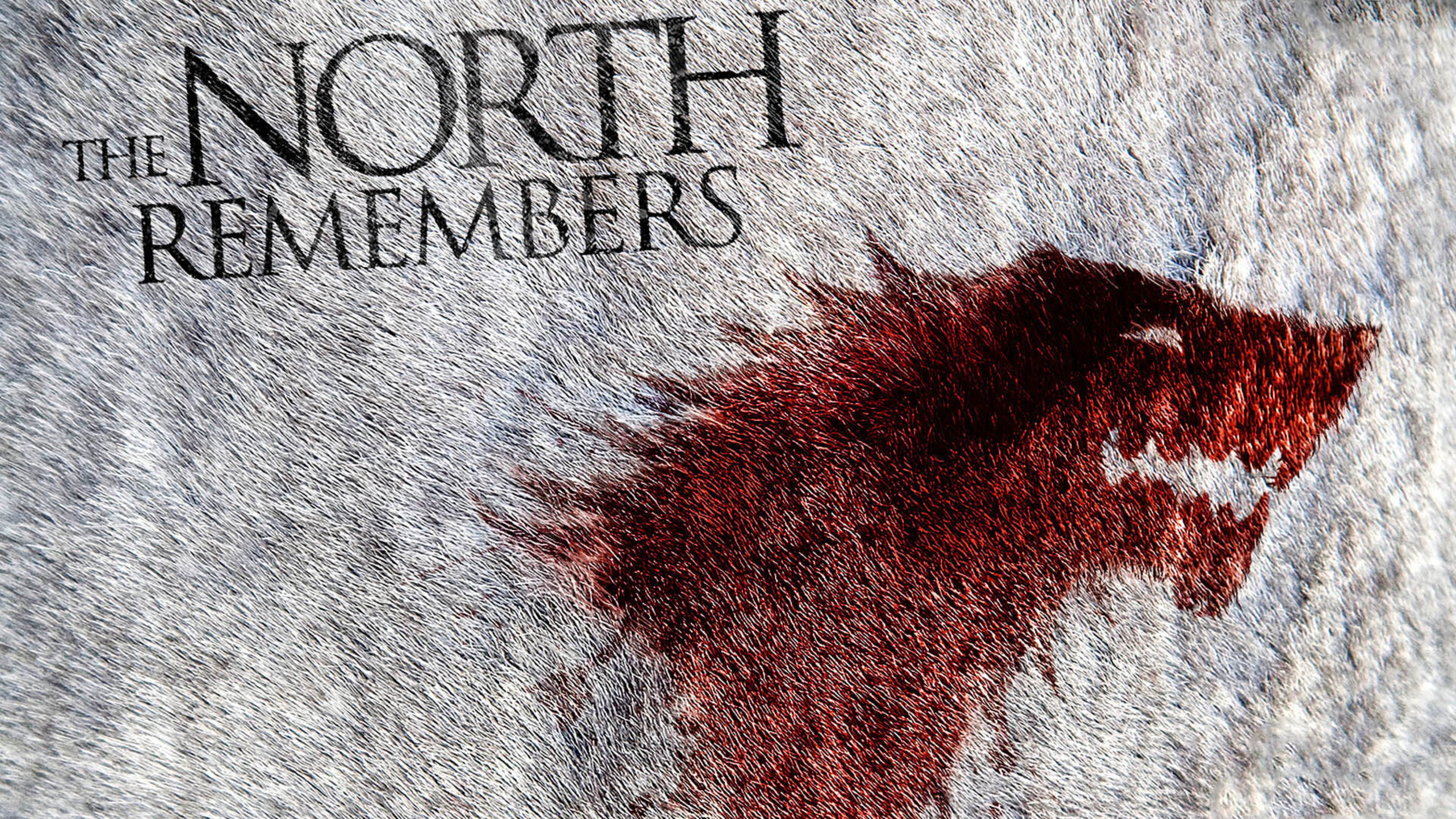7680x4320 The North Remembers Game Of Thrones Tv Show Wallpaper 8K 7680x4320