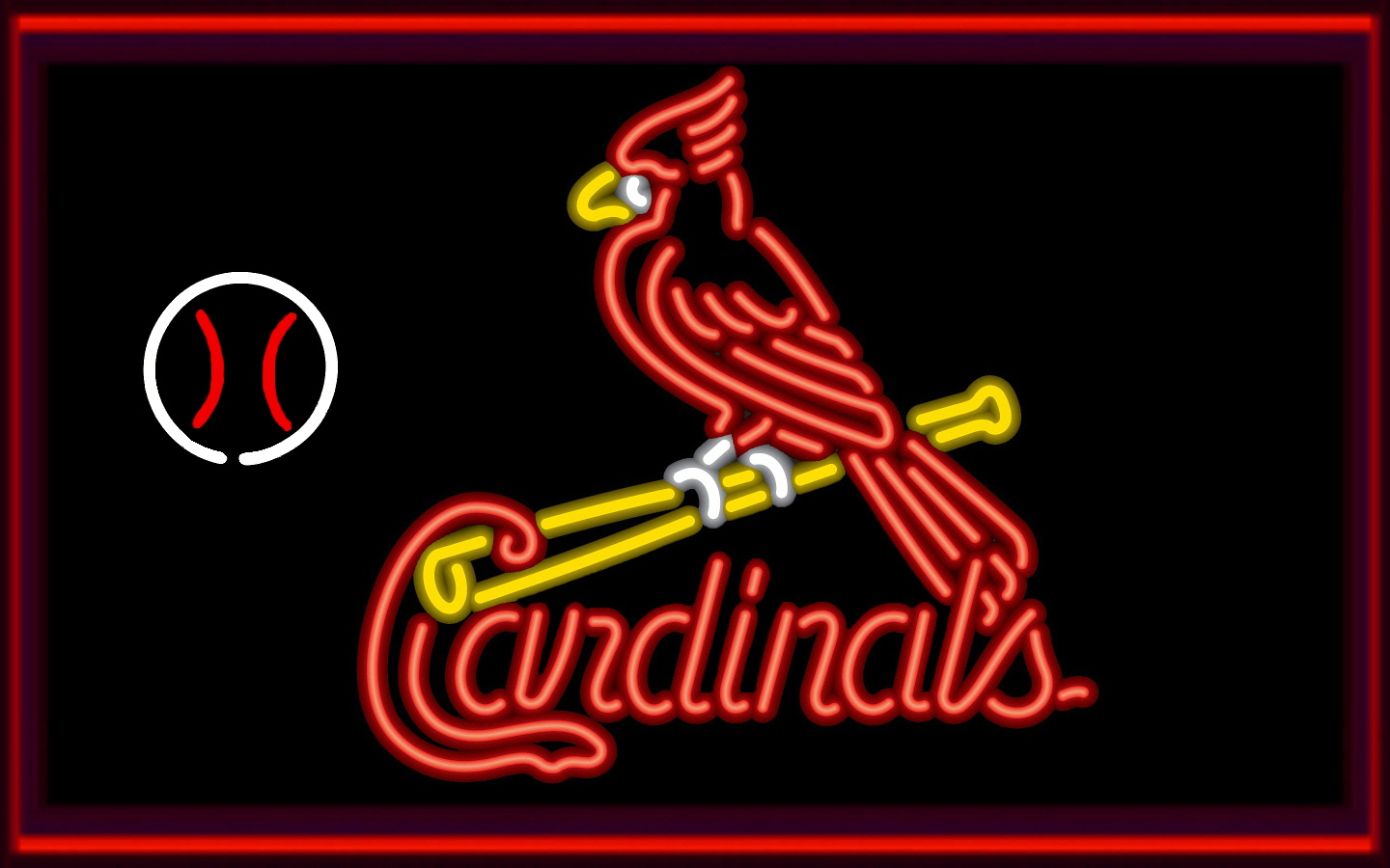 our wallpaper of the week St Louis Cardinals St Louis Cardinals 1440x900