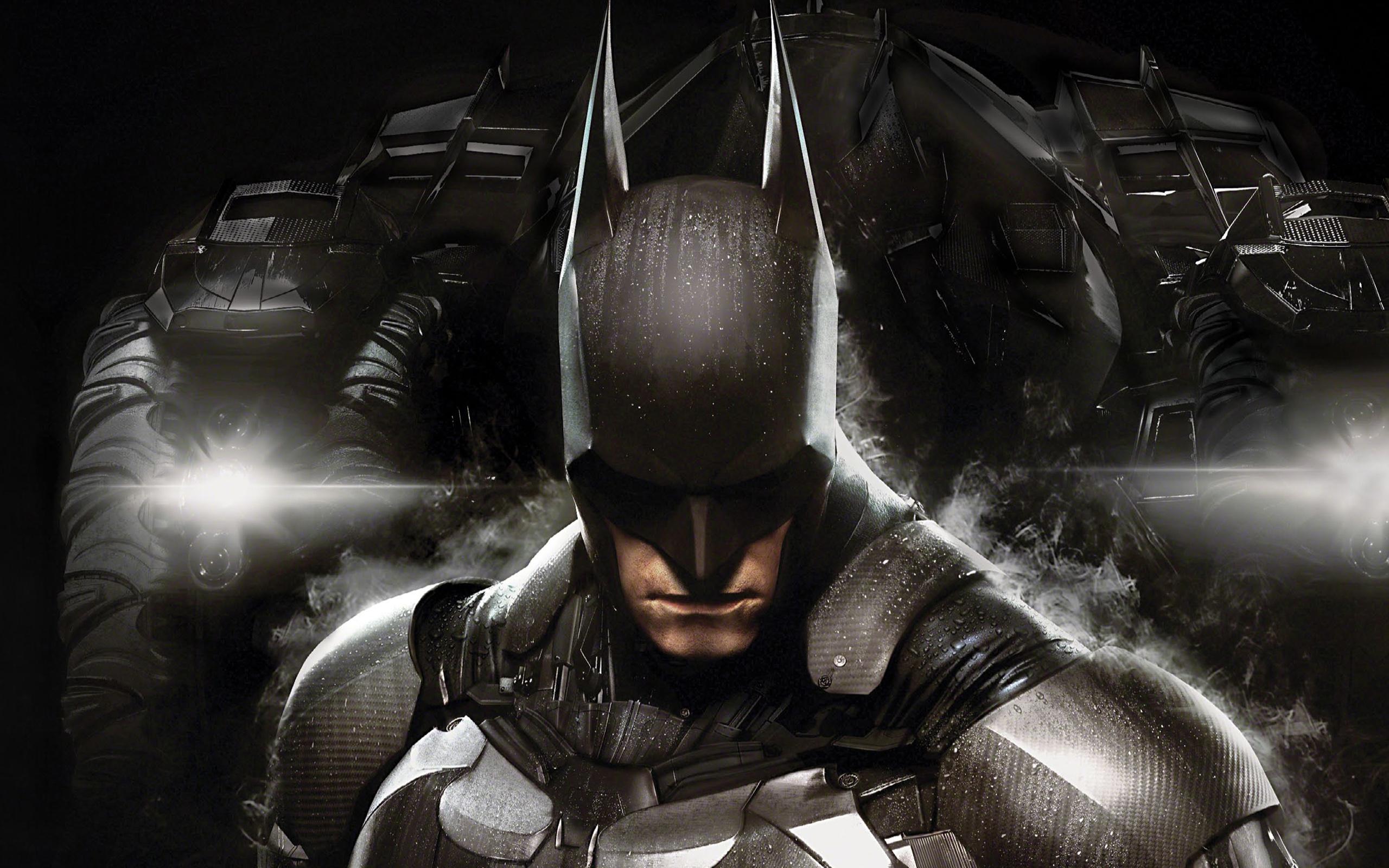 50 Batman Arkham Wallpapers On Wallpapersafari