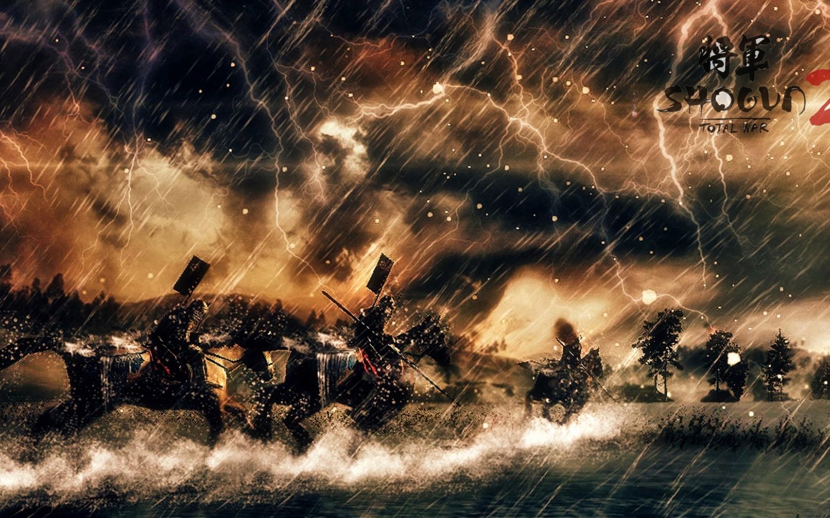 Total War Shogun 2   FONDOS DE PANTALLA GRATIS 1680x1050
