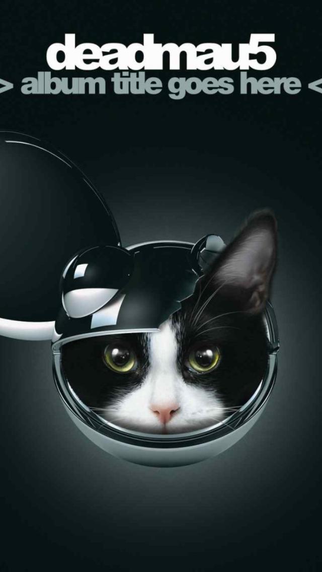 deadmau5 album iPhone 5 Wallpaper 640x1136 640x1136