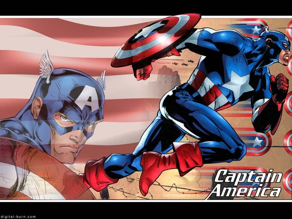 Marvel Comics images Captain America wallpaper photos 4515636 1024x768